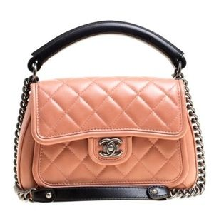 chanel prestige flap bag